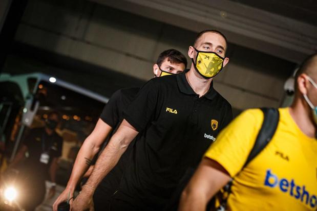 Zeekapitein Matt Lojeski bereikt finale van de Champions League