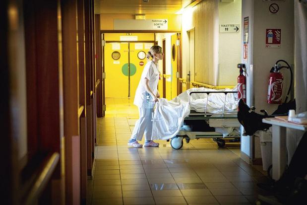 Un tiers des hôpitaux dans le rouge
