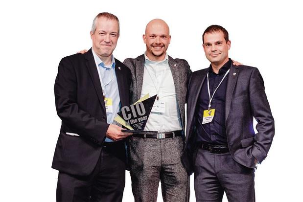 Filip Michiels est le CIO of the Year 2019