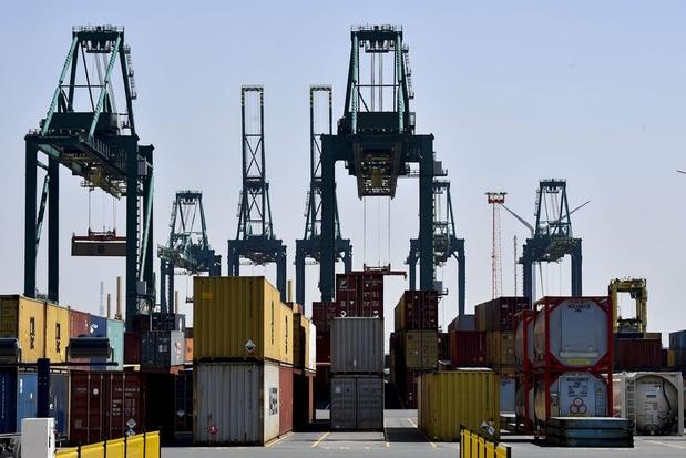 Antwerpse haven krijgt uitbreiding met beperkt nieuw dok