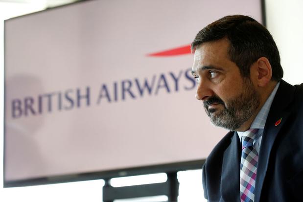 CEO British Airways stapt op