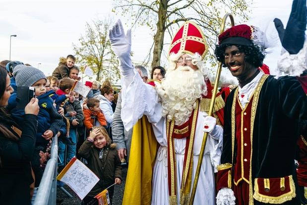 En moyenne, Saint Nicolas gâte les enfants jusque 14 ans et demi