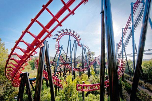 Les parcs d'attractions et de loisirs Walibi et Aqualibi rouvriront le 1er juillet
