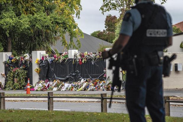Menaces contre une mosquée de Christchurch: un homme de 19 ans arrêté