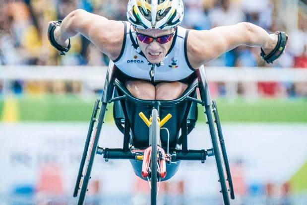 Paralympisch kampioene Marieke Vervoort overleden