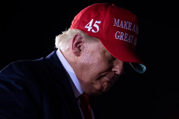 'Nee, Trump wordt niet herverkozen'