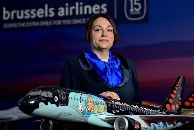 Christina Foerster stapt op als CEO van Brussels Airlines
