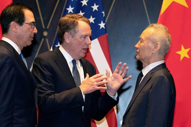 Amerikaans handelsgezant Robert Lighthizer krijgt de Chinezen niet klein