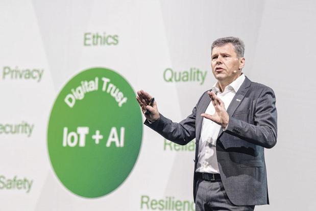 Bosch fait accéder l'IoT à maturité