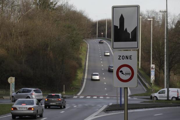 Zo beheert Brussel met hightech zijn lage-emissiezone