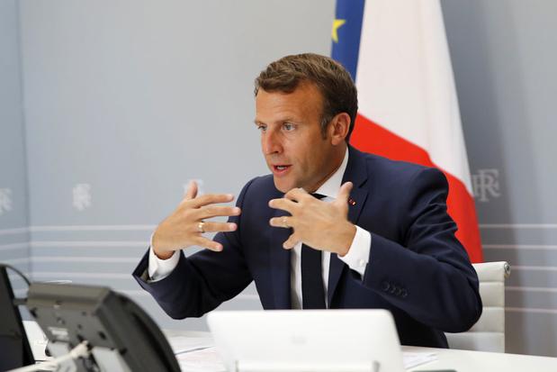 Fransen trekken met mondmasker naar stembus voor tweede ronde lokale verkiezingen