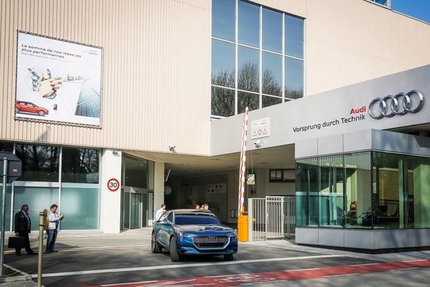 """Audi Brussels: """"Nous respectons les délais de production des véhicules e-tron"""""""
