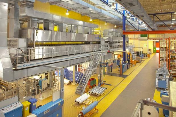 AR Metallizing annonce le rachat d'Eurofoil Paper Coating