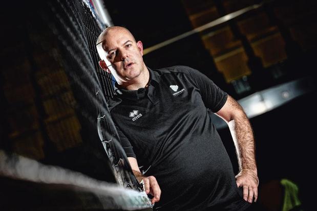 'Ik probeer volleybal zo simpel mogelijk te maken'