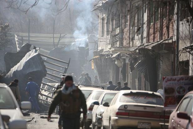 Minstens vijf doden bij aanslagen in Afghaanse hoofdstad Kaboel