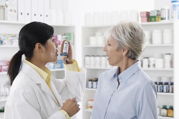 Een gesprek om de levenskwaliteit van mensen met astma te verbeteren