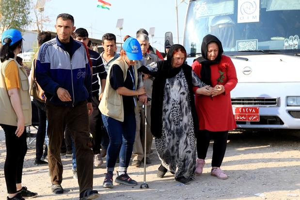 Amnesty: 'Turkije stuurde Syrische vluchtelingen terug naar oorlogsgebied'