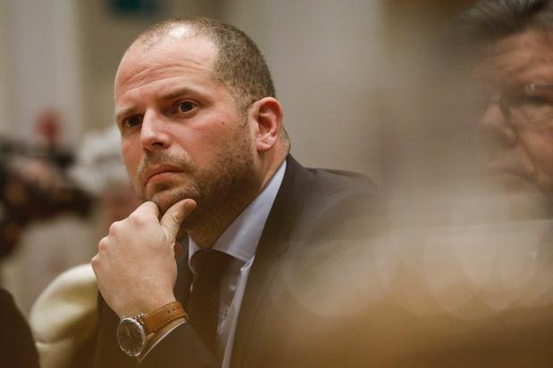Theo Francken: 'Dewinter zal eindigen zoals Geert Wilders: in totale nederlaag'