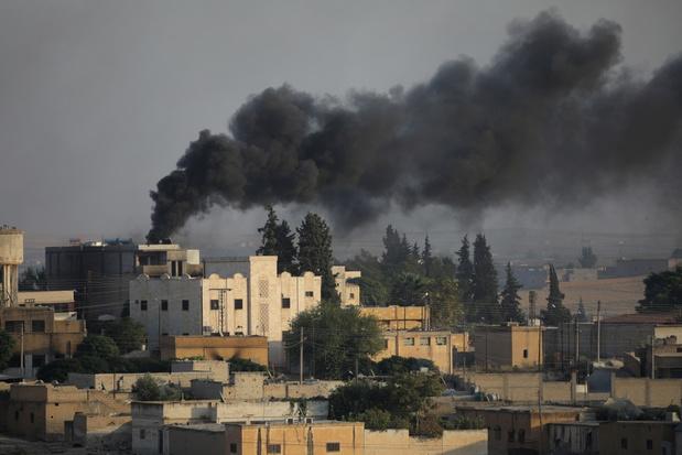 Syrisch leger nadert grens met Turkije, Nationale Veiligheidsraad komt woensdag samen