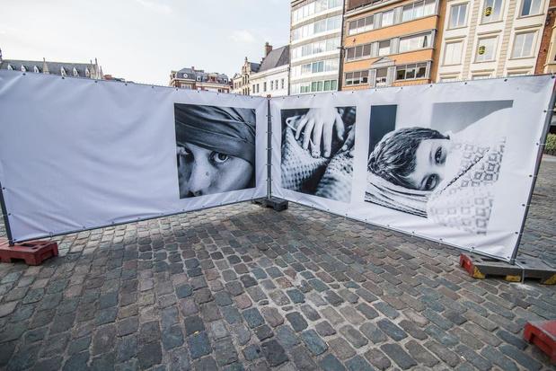 Fotocollectief PxL en Levensloop plaatsen 'vechters' centraal