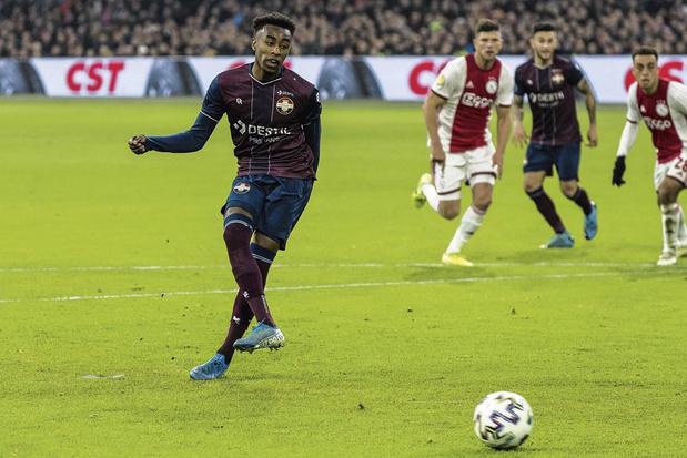Mike Trésor Ndayishimiye - Club: Willem II