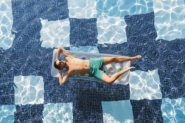 Les Belges se jettent à l'eau: ils sont de plus en plus nombreux à s'offrir une piscine