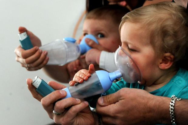 3.000 cas d'asthme de moins si la Belgique respecte les normes en matière de particules
