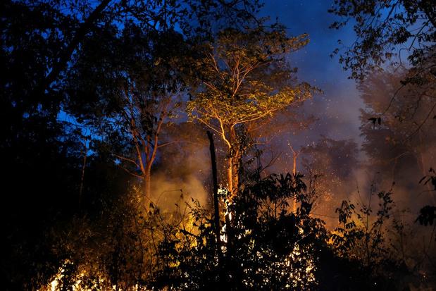 Branden in Brazilië zijn 'onder controle'