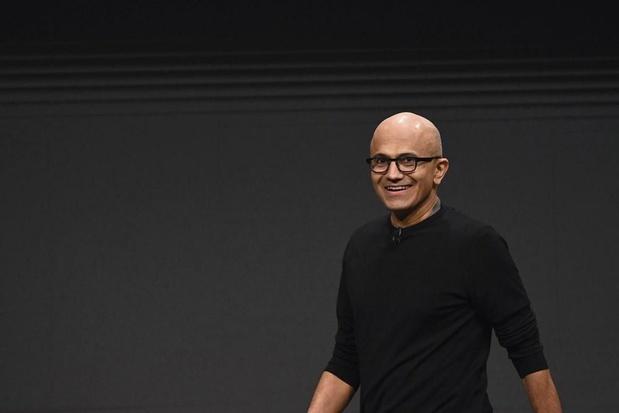 Microsoft passe le cap des 1.000 milliards