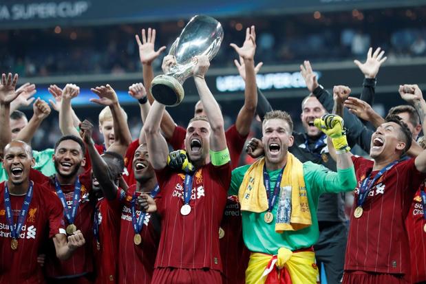 Liverpool pakt Supercup na penaltythriller tegen Chelsea