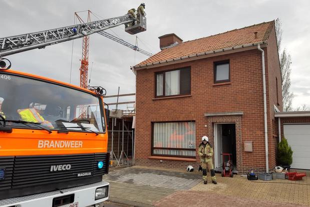 Gasgeur in de Tuinwijk in Koekelare