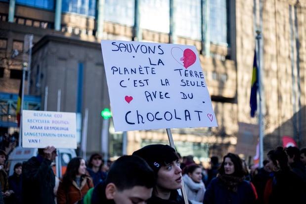 """Je n'ai pas marché pour le climat pour soutenir des taxes """"vertes"""" (carte blanche)"""