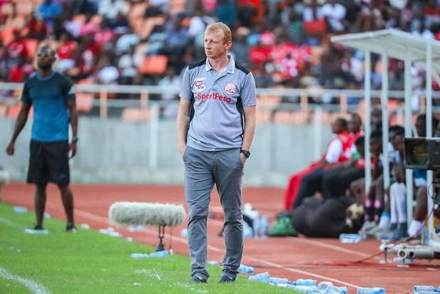 Belg in het buitenland: Sven Vandenbroeck (40) traint een topclub in Tanzania
