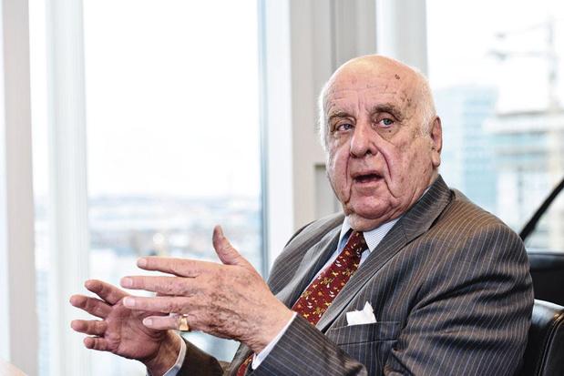 Etienne Davignon n'est pas candidat à sa succession à la présidence de Bozar
