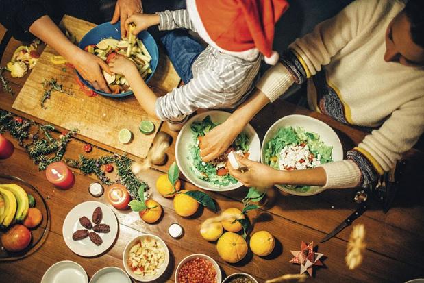 Comment préparer un repas de fête durable?