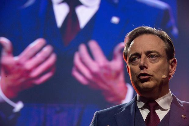Bart De Wever: 'Totaal ondenkbaar dat er nu een Vivaldi-coalitie komt'