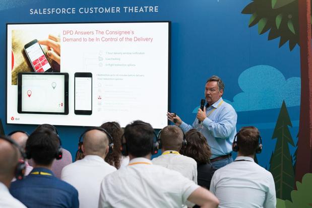 DPD Belux en Salesforce maken klantenzorg sneller, efficiënter en aangenamer