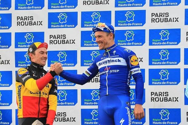 Wat u nog niet wist over de zege van Philippe Gilbert in Parijs-Roubaix