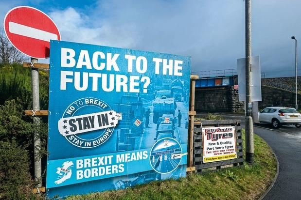 Brexit: Il y aura bien des contrôles douaniers avec l'Irlande du Nord