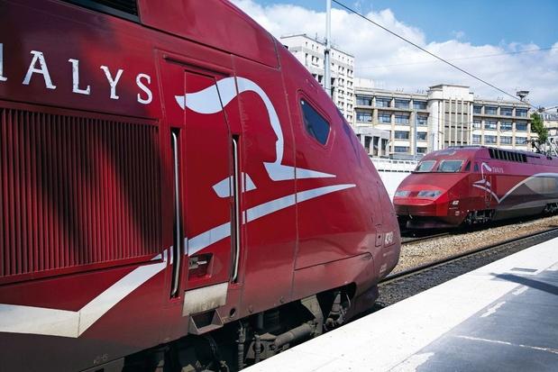 Thalys fera rouler davantage de trains à partir du 13 décembre