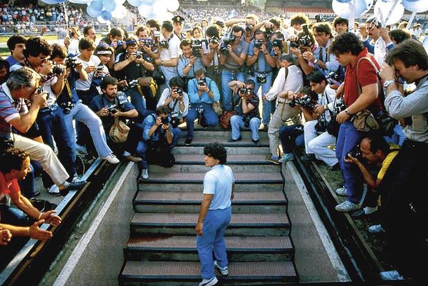 Maradona, de film! (Video)