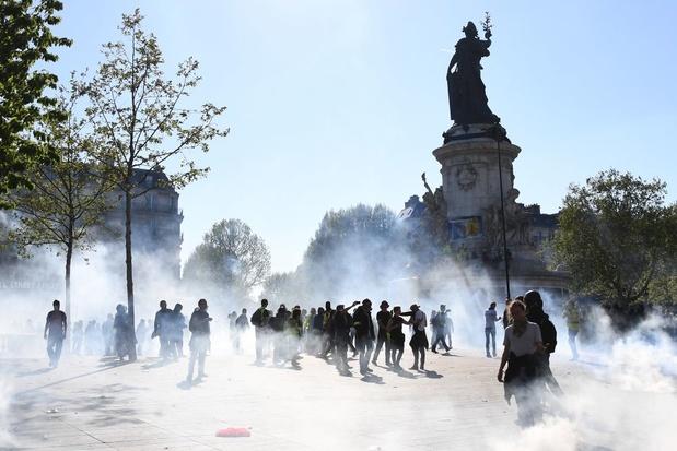 Gele hesjes schrikken toeristen in Frankrijk af