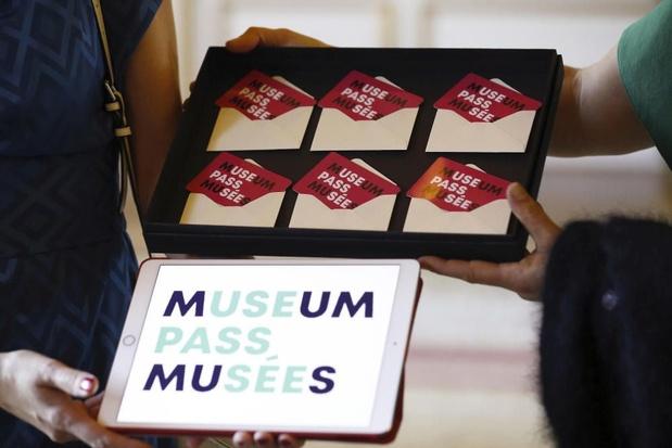 Met museumpas spoor je voortaan aan halve prijs