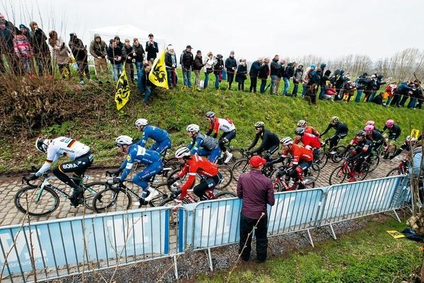 Les spectateurs du Tour des Flandres monitorés