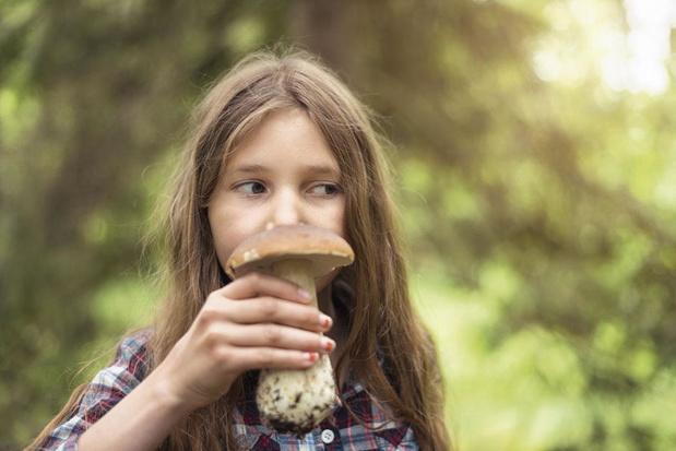 Eerste hulp bij het eten van giftige paddenstoelen