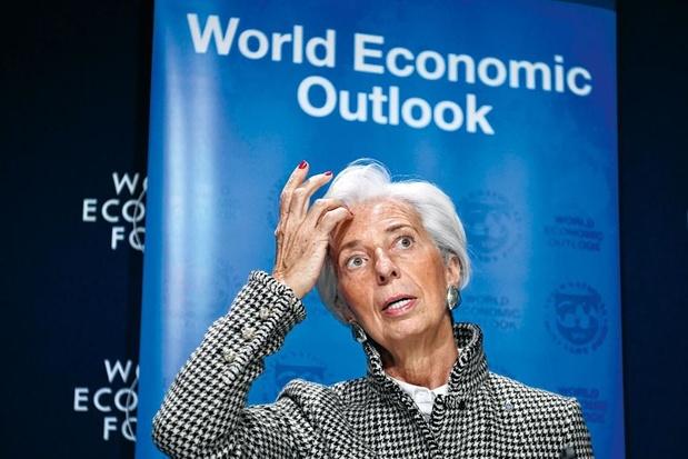 """Le FMI dit s'""""inquiéter"""" de la dette publique française, jugée """"trop élevée"""""""