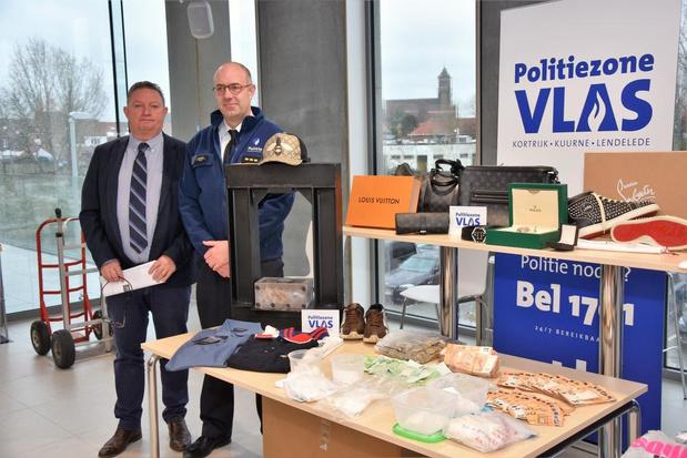 Twee notoire dealers aangehouden in groot drugsdossier, ook 48.000 euro cash in beslag genomen