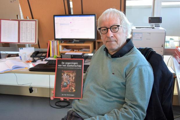 'Jan Bib' brengt elfde (!) deel van zijn boekencyclus uit