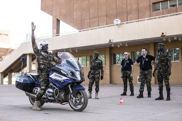 De nieuwe garde van Niger