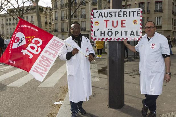 Iris: directions et syndicats adressent une demande de refinancement aux autorités